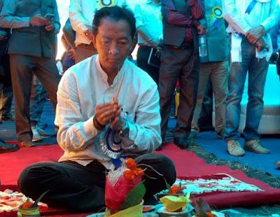 Binay Tamang in Jogighat