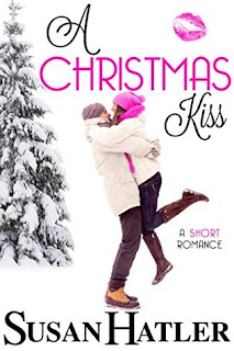A Christmas Kiss (Kissed by the Bay #5) by Susan Hatler, book, romance, novella, holiday, contemporary
