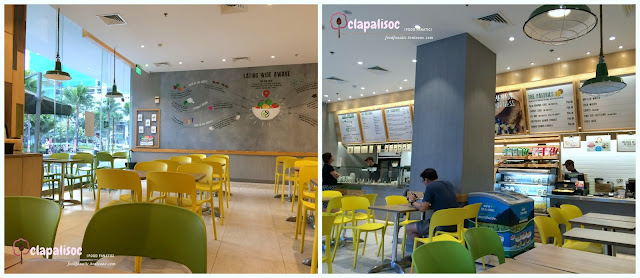 Salad Stop Store details in Bonifacio High Street Central