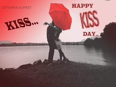 Happy Kiss Day Greetings