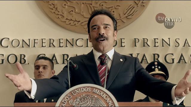 Escena de la película La Dictadura Perfecta
