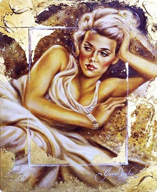 Janice Darr Cua | American Figurative painter | Ladies and horses