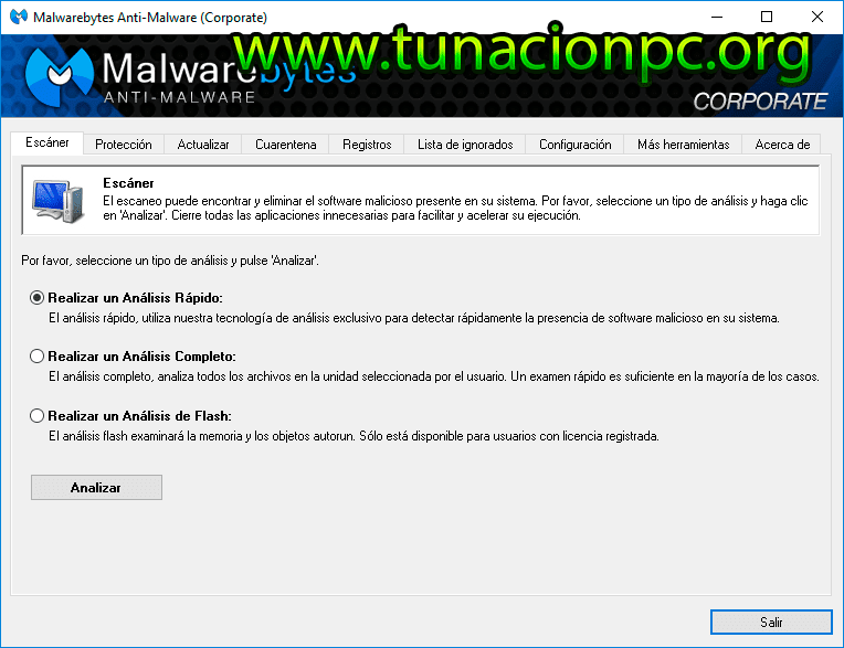 Malwarebytes Anti-Malware Corporate