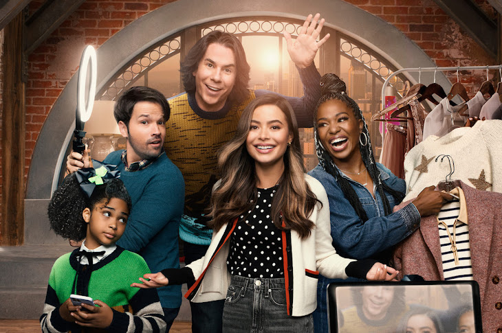 iCarly is Coming Back On Paramount+