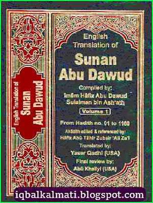 Sunan Abu Dawood English