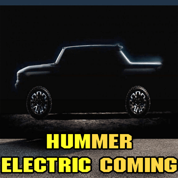 Hummer Electric coming to show its shape in the latest video