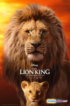 VUA SƯ TỬ - The Lion King (2019)