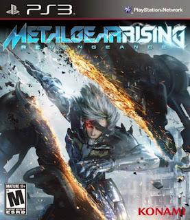 METAL GEAR RISING REVENGEANCE PS3 TORRENT