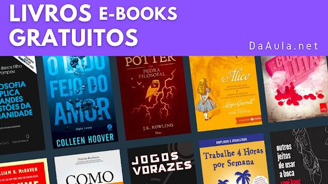 Mais de 45 mil livros gratuitos para ler na Amazon