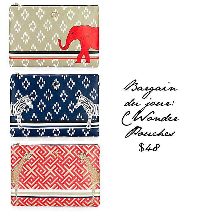 C wonder Elephant Clutch