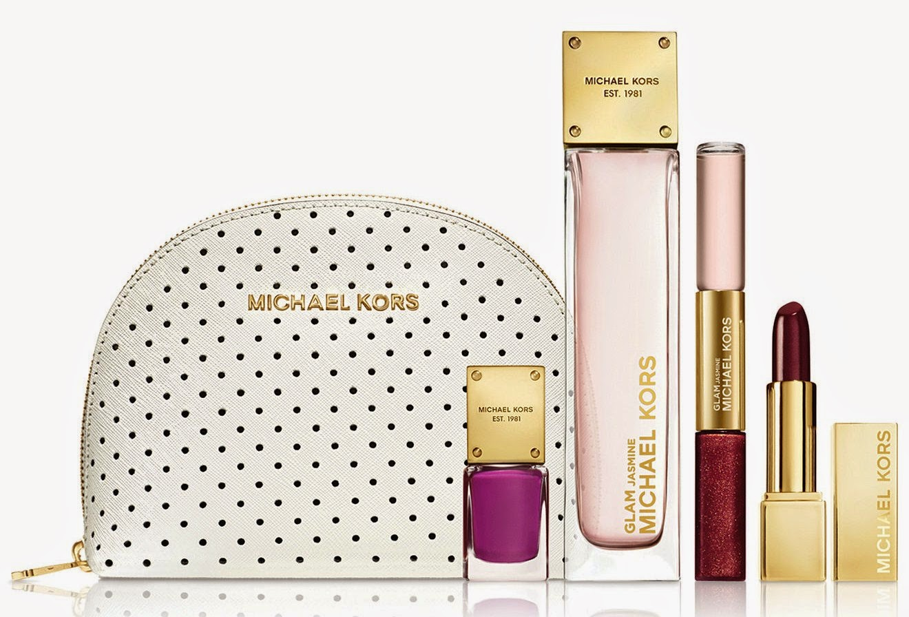 The Polish Jinx Michael Kors Collection Sexy Or Collection Glam Bag Gift Set