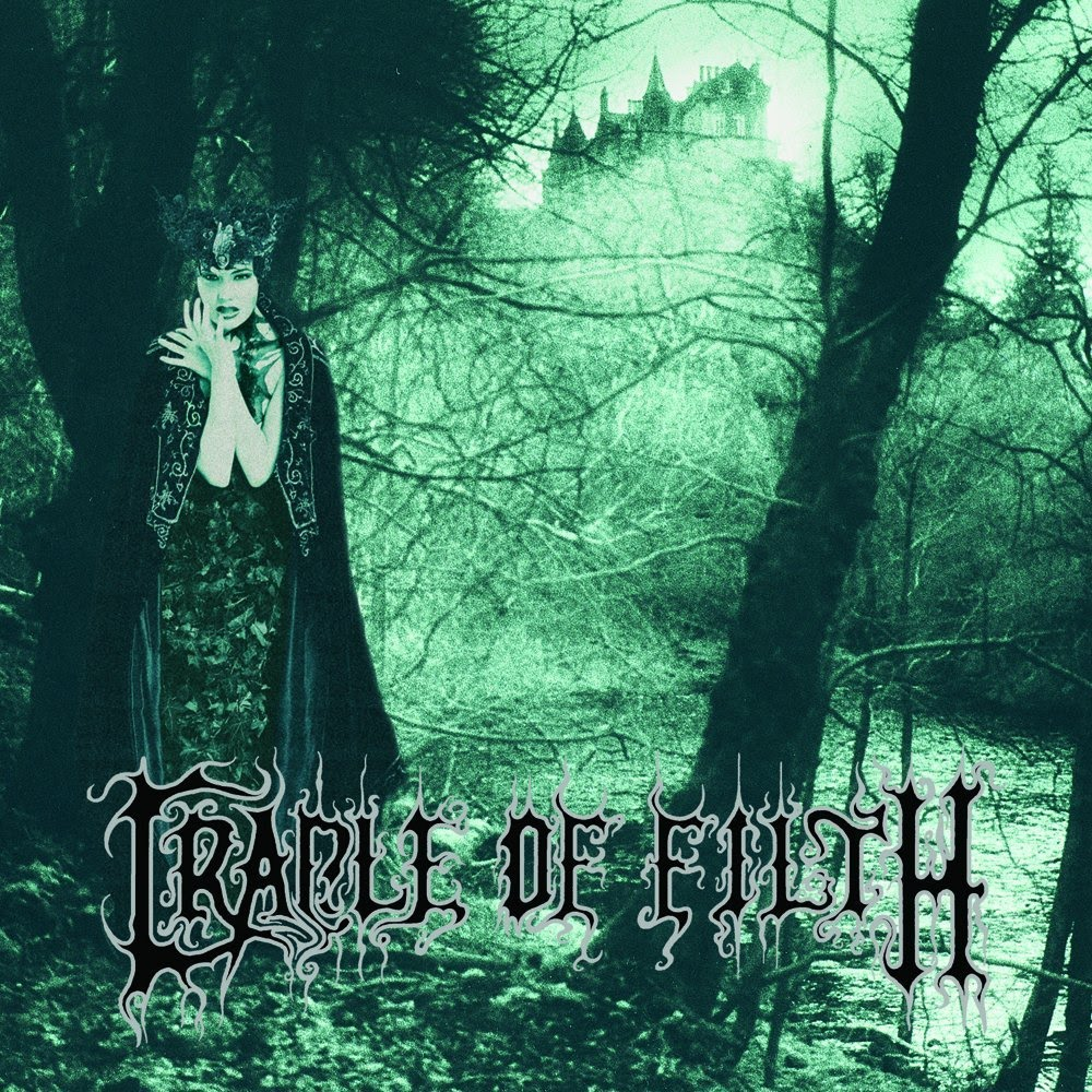 discografia do cradle of filth