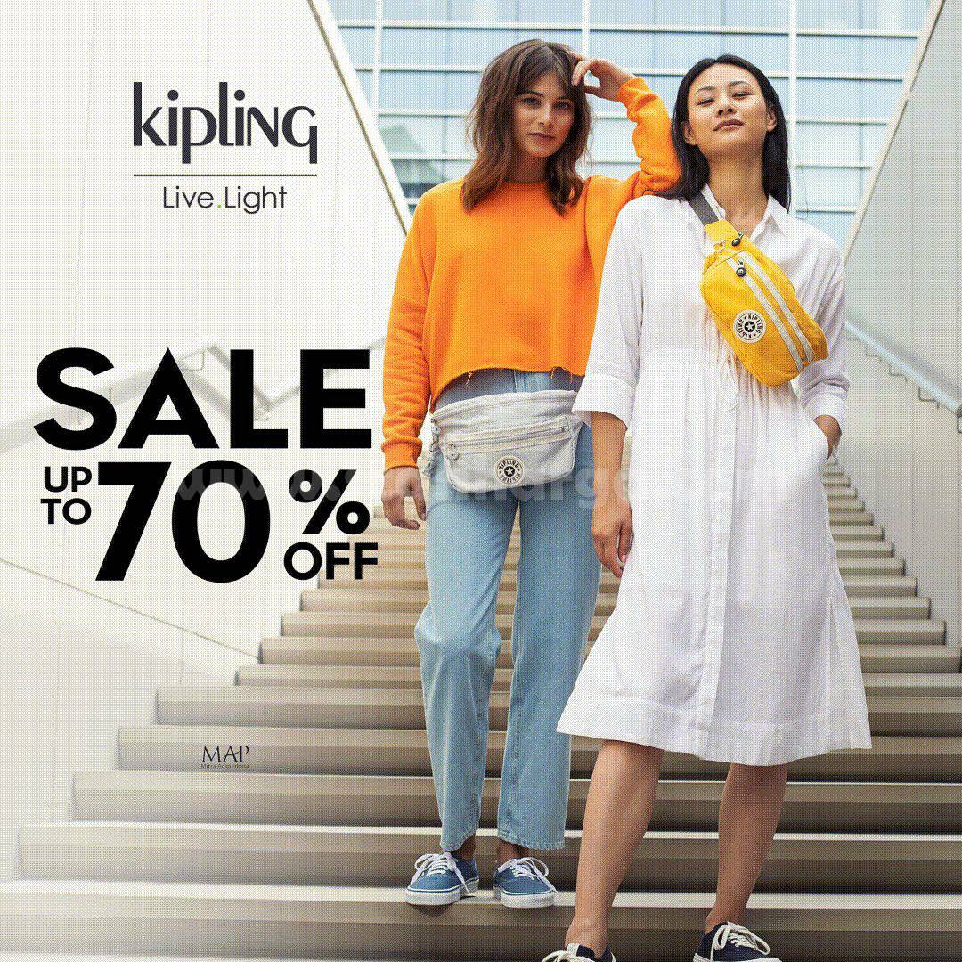 Kipling Year End Sale Up to 70% Off