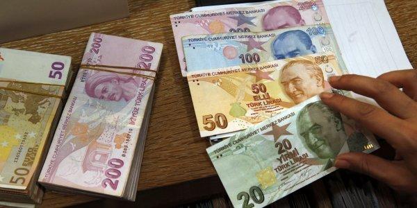 Νέο ρεκόρ υποτίμησης για την τουρκική λίρα