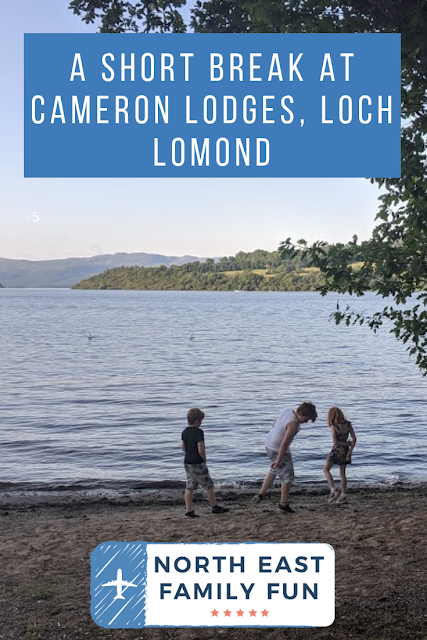 A Short Break at Cameron Lodges, Loch Lomond
