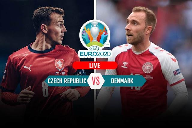 Denmark vs Czech Republic Live Euro 2021 quarterfinal match: Time, lineups, TV, streams, odds, prediction