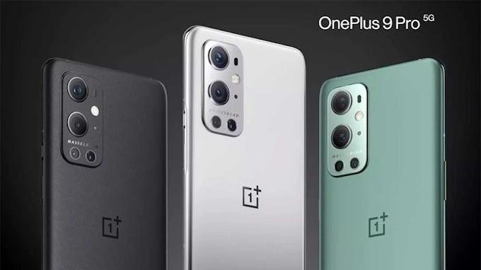 تحديث لهاتف OnePlus 9 و 9 Pro 9R يتميز بتحسين عمر البطارية والكاميرا