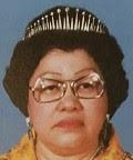 diamond fringe tiara selangor tengku ampuan queen rahimah  malaysia