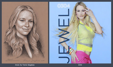 Jewel. Singer-Songwriter, Musician, Author and Poet. 0304. by Travis Simpkins