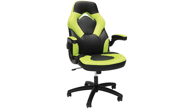 OFM Racing Style Bonded Leather Gaming Chair