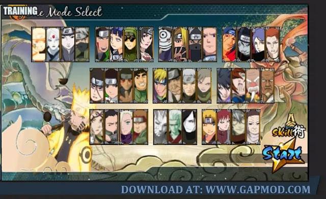 Download Naruto Senki Storm 4 Akatsuki Apk Mod by Giyu