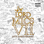 Various Artists - Lord of the Mics VII Cover
