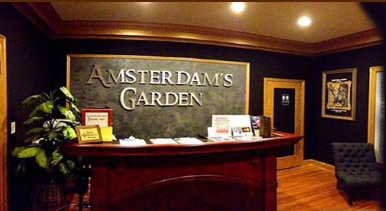 San Jose Medical Marijuana Dispensary Amsterdams Garden July 2014