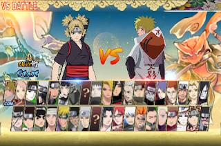 Download Naruto Shippuden Ultimate Ninja Storm 4 OS Digital v1.2 Apk