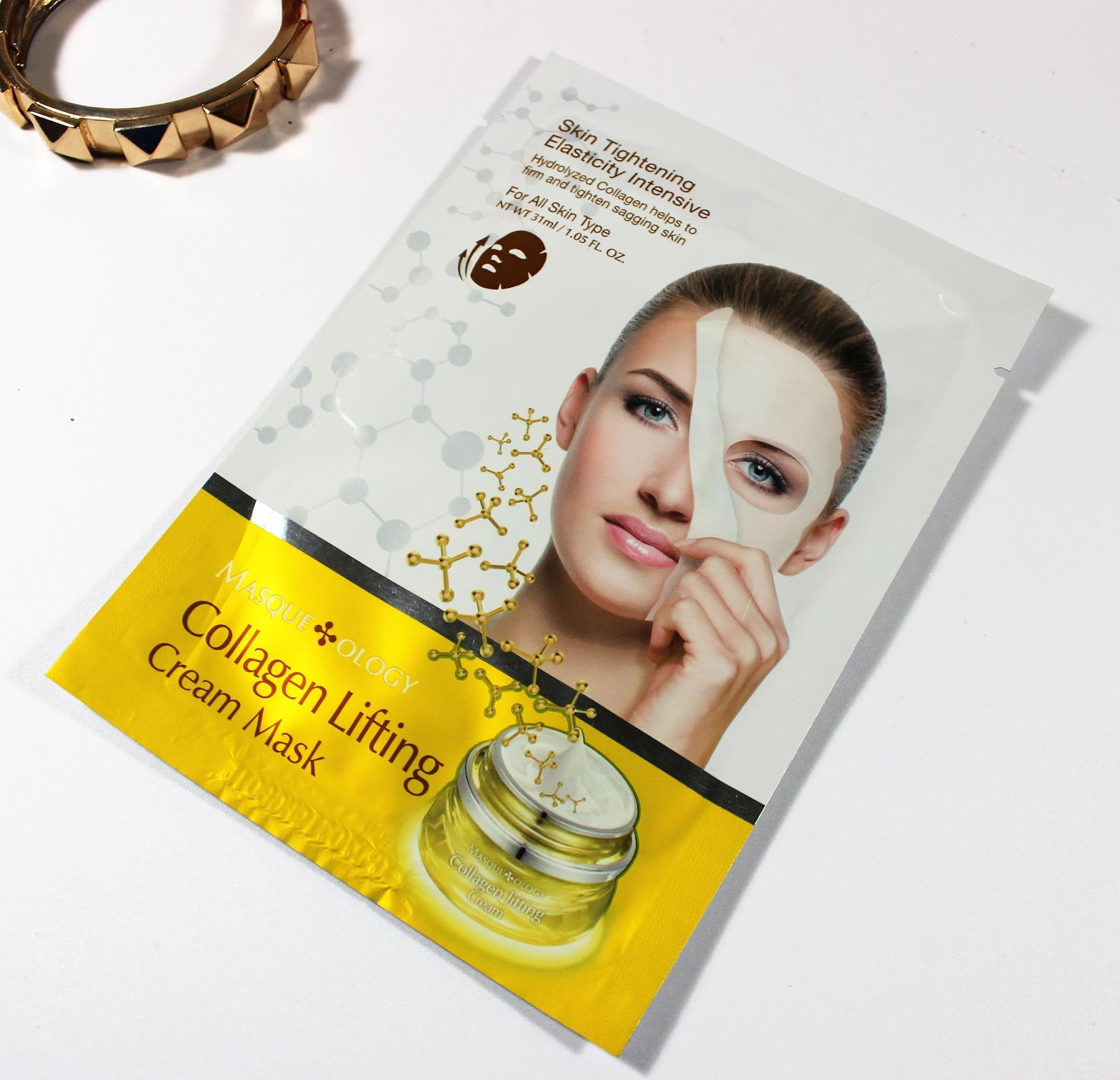 Collagen Lifting Cream Mask Review