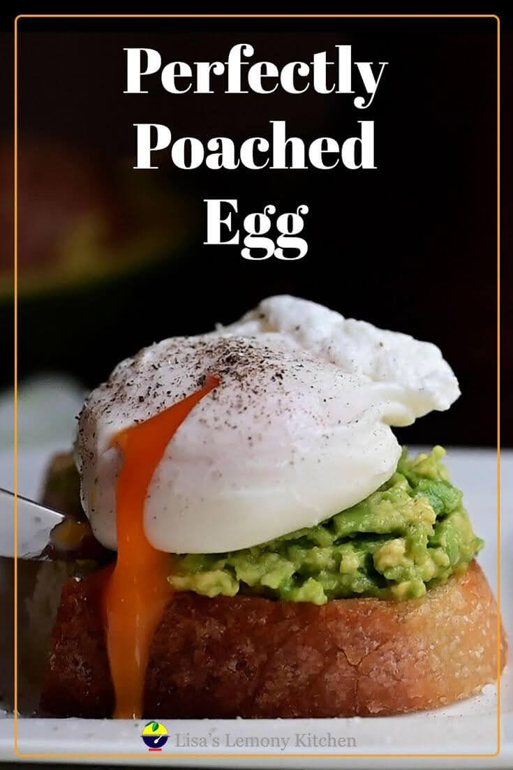 What are poached eggs? Poached eggs are little morsels of egg whites firm up and enclosed around the oozy, yellow golden yolk, forming a little egg package.