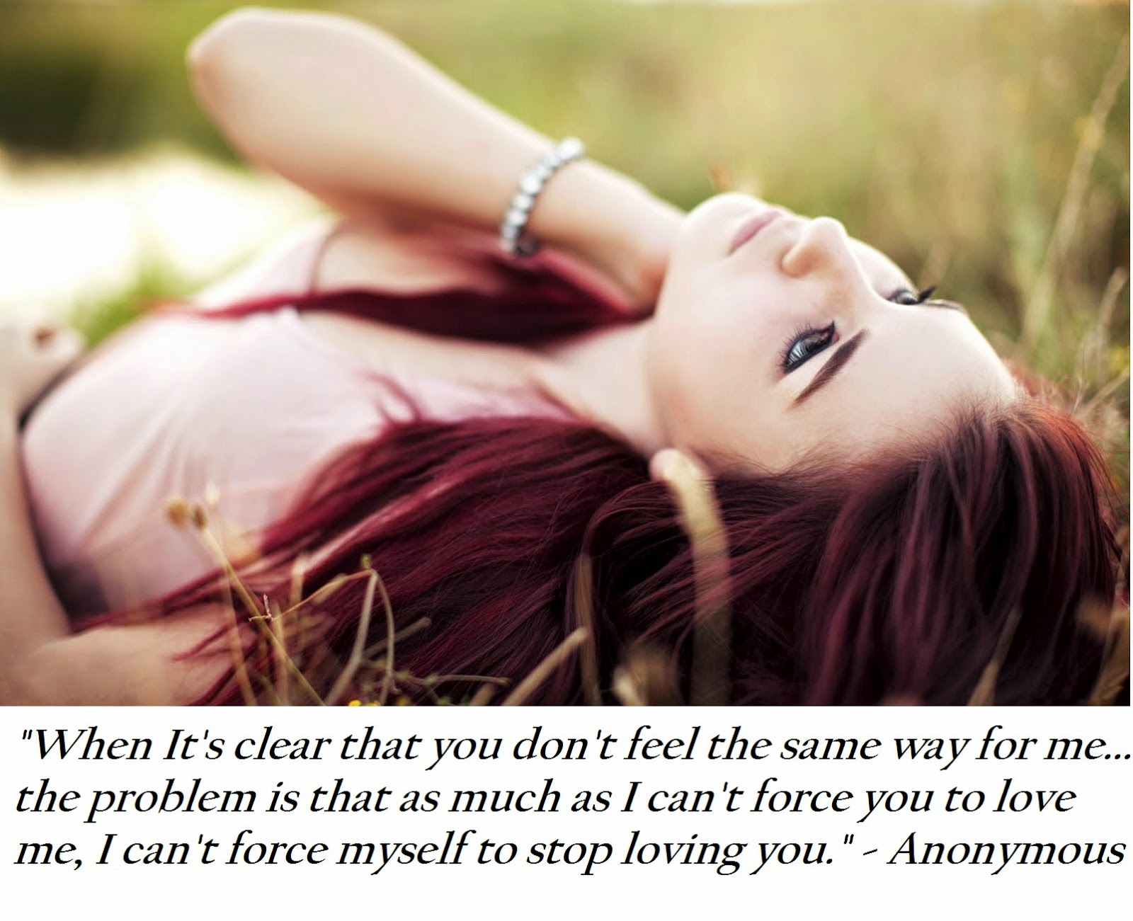 Emotional Love Quote Meaningful Saying