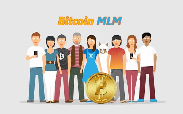The Mystery of Bitcoin MLM (Multilevel Marketing)