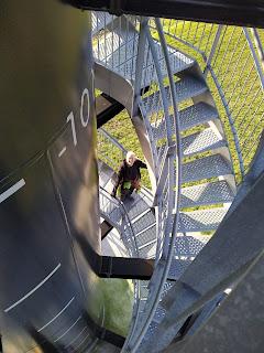 geocaching uitkijktoren paal83