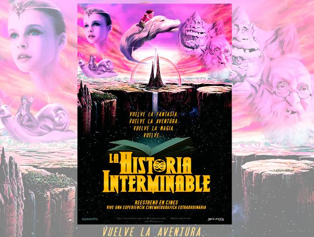 Disfruta de 'La historia interminable' en Cines Megarama (Valladolid)