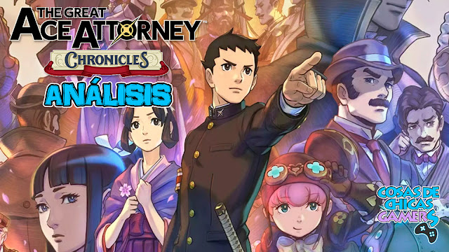 the great ace attorney chronicles analisis review
