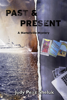 Book Showcase: Past & Present: A Marketville Mystery by Judy Penz Sheluk