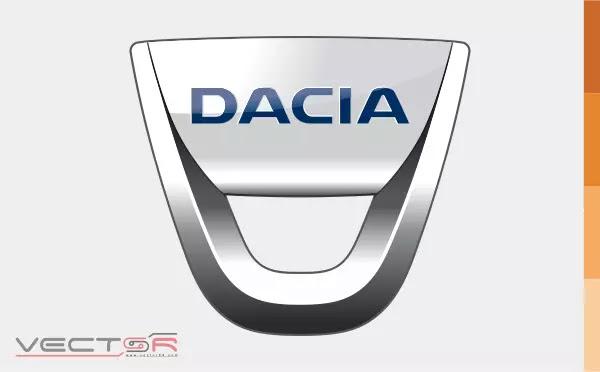 Automobile Dacia S.A. (2008) Logo - Download Vector File AI (Adobe Illustrator)