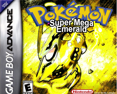 Pokemon Super Mega Emerald GBA ROM Download