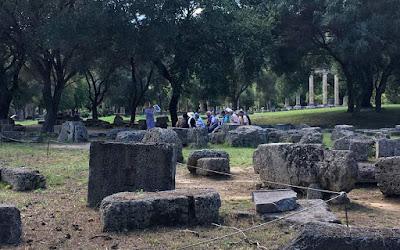 Το κλίμα απειλεί τα μνημεία