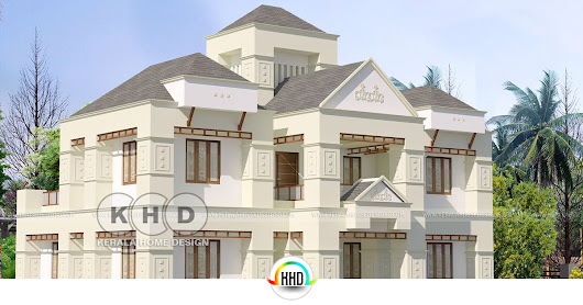Colonial type 4 bedroom 2850 sq-ft