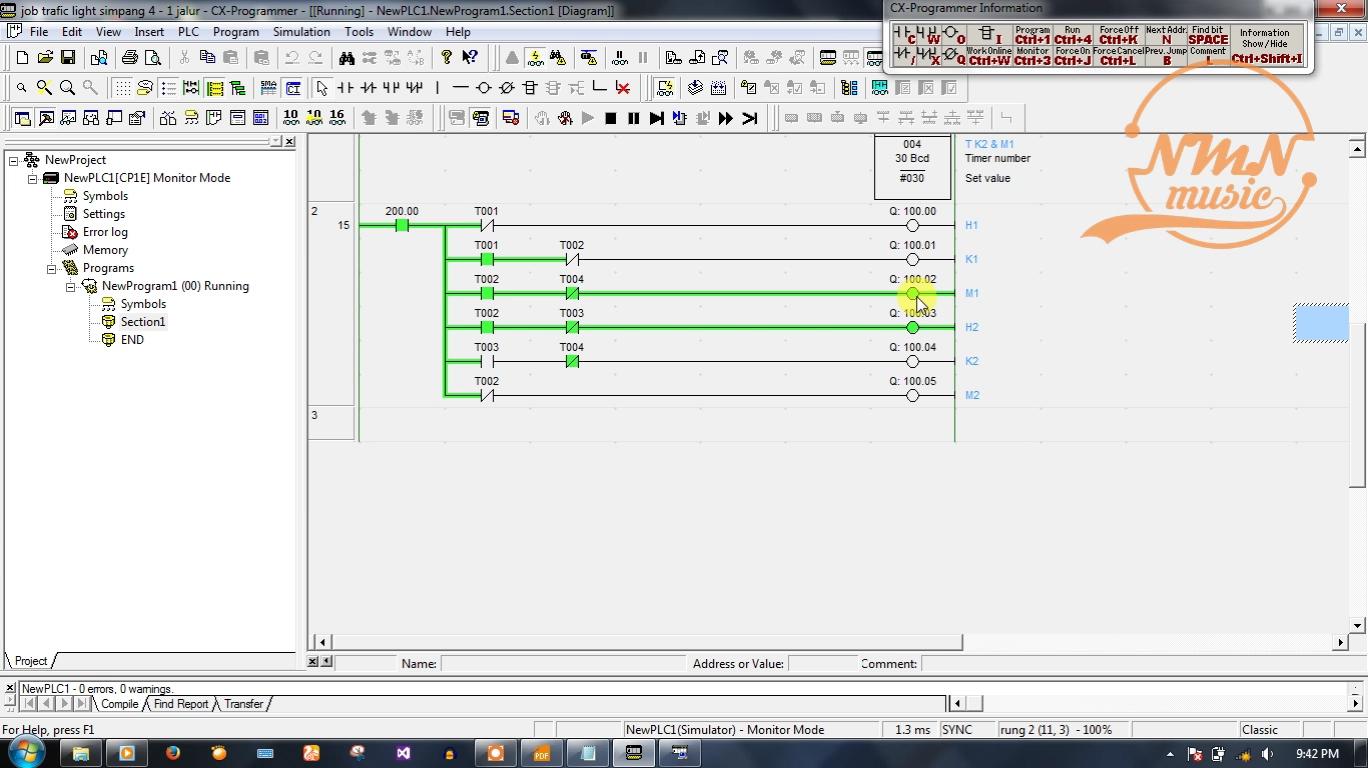 Contoh program plc lampu lalu lintas sederhana nmn blog contoh program plc lampu lalu lintas sederhana ccuart Images