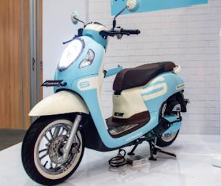 Spesifikasi terkait Honda Scoopy 2021