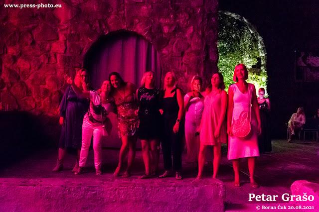 Petar Grašo oduševio svoju publiku  koncertom na ljetnoj pozornici u Opatiji Foto: Borna Ćuk 19.08.2021