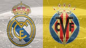 مشاهدة مباراة ريال مدريد وفياريال بث مباشر اليوم 1-9-2019 في الدوري الاسباني