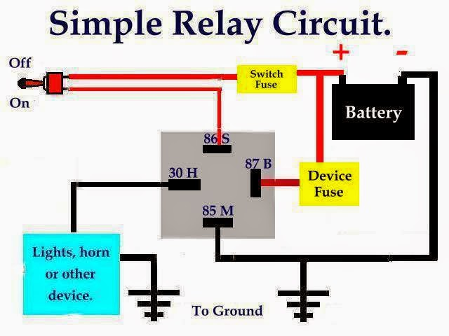 Hyderabad Institute Of Electrical Engineers  Simple Relay