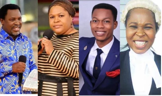 Meet TB Joshua Wife, Son and Daughter (Lawyer)