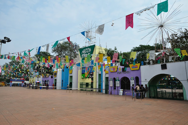 Nicco Park Kolkata, best places to visit in Kolkata