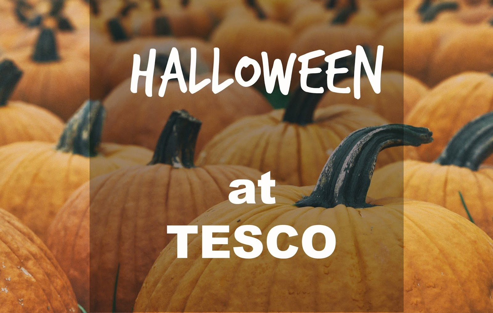 have a fangtastic halloween with tesco | the mini mes and me