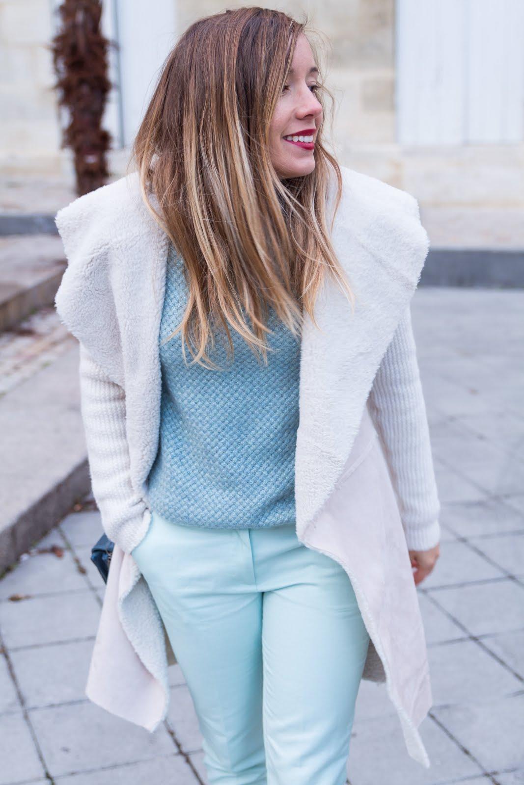 blog mode tenue automne vert