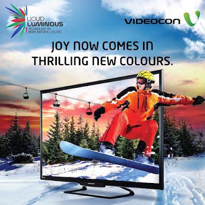 india top smart tv brand Videocon